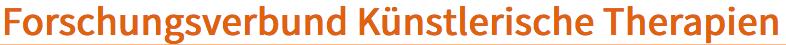 Logo des Forschungsverbunds Künstlerische Therapien