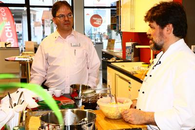 l-escargot-a-la-tete_showcooking bei küche&co_04
