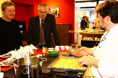 l-escargot-a-la-tete_showcooking bei küche&co_11