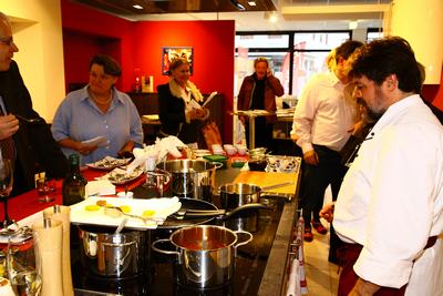 l-escargot-a-la-tete_showcooking bei küche&co_13