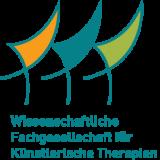 Logo der Wissenschaftlichen Fachgesellschaft für Künstlerische Therapien