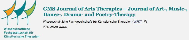 logo Journal of Arts Therapies