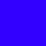 eine einfarbige blaue Fläche / a solid blue surface